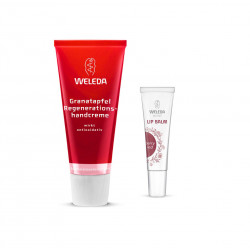 Weleda Gift Set Berry Red 2018