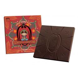 Mindsweets de Chocolate Chamán De Chai - 50g