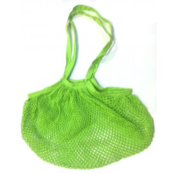 ah table - organic cotton bag green