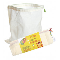 ah table - fruit and vegetable bag - 5 piece