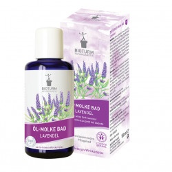 Bioturm - Oil-whey bath lavender no. 118 - 30ml