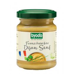 byodo Dijon mustard spicy - 125 ml