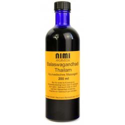 Nimi - Balaswagadhadi Thailam de 200 ml
