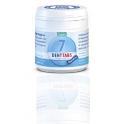 Denttabs - Zahnputztabletten Stevia-Mint fluoridfrei - 125 St