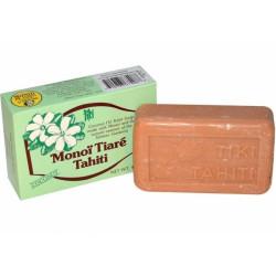 Monoi Tiki Tahiti, Monoi-coconut soap -100g