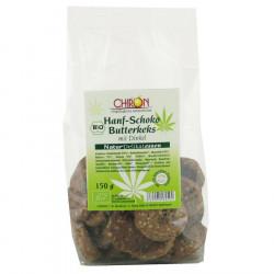 Chiron - Chanvre Chocolat biscuits au beurre - 150g de