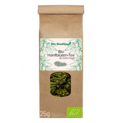 die Hanflinge - Bio Hanfblüten-Tee Finola - 25g