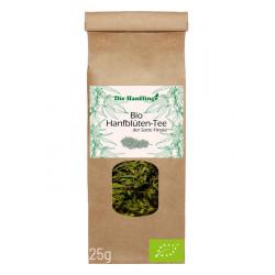 les Hanflinge - Bio Fleurs de Thé Finola - 25g