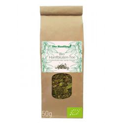 les Hanflinge - Bio Fleurs de Thé Finola Tabac - 50g