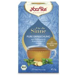 Yogi Tea - Pure refreshment for the senses - 20pcs