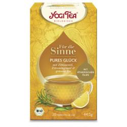 Yogi Tea - Pura Fortuna per i Sensi - 20St