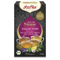 Yogi Tea - Für die Sinne Collection - 20St