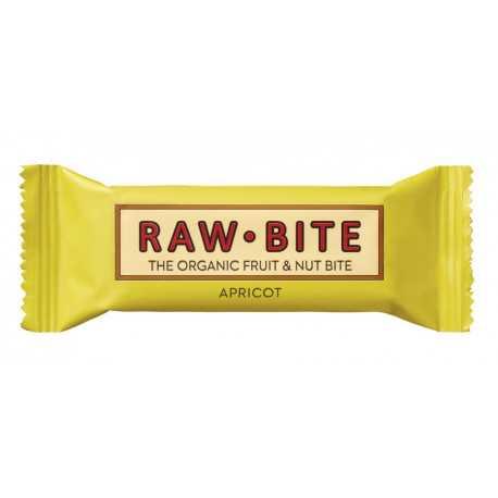 Raw Bite ORGANIC raw food bar apricot - 50g