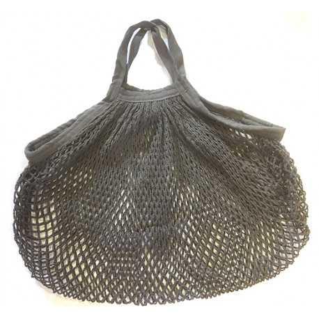 ah table - organic cotton bag-grey
