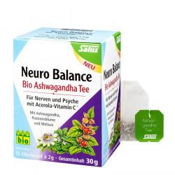 Salus - Neuro-Balance Ashwagandha organic tea 30g