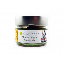 Miraherba de Shiva's Dream, Green Masala - 50g
