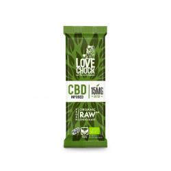 Lovechock - Dark chocolate with CBD - 35g