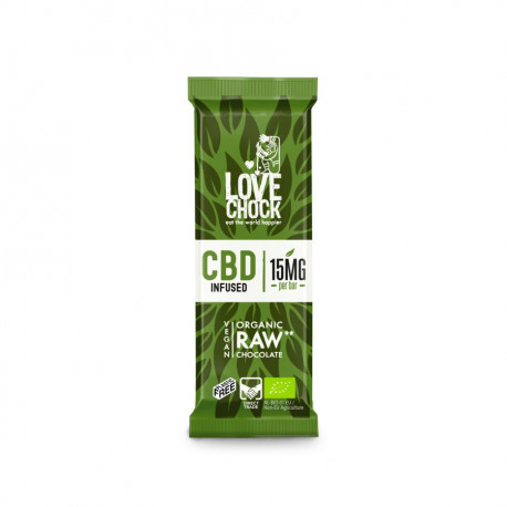Lovechock - chocolate with CBD - 35g