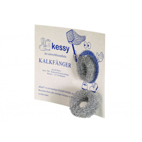 Kessy - Kalkfänger à partir de la laine d'acier - 1 Pièce