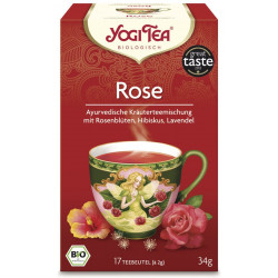 Yogi Tea Rose Bio - 17St