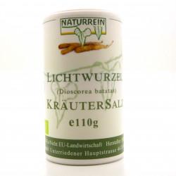 Imton de Lichtwurzel-agregue la sal de hierbas - 110g