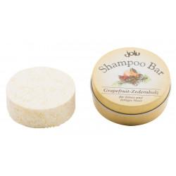 Jolu - Shampoo Bar Grapefruit Zedernholz - 50g