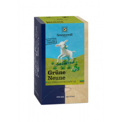 Sonnentor - Green New organic tea - 27g