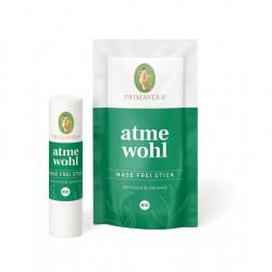 Primavera - Atmewohl Nariz libre Stick bio - 0,8 ml