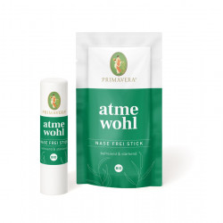 Primavera - Atmewohl nose free nitrogen organic - 0.8 ml