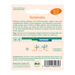 Bingenheimer Saatgut - Gold...