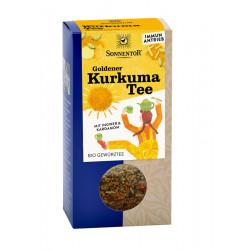 Sonnentor - Goldener Kurkuma Tee lose bio - 120g