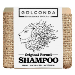 Golconda - Shampoo bar Original - 65g