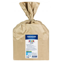 Sodasan - Color Compact Detersivo in polvere - 5kg