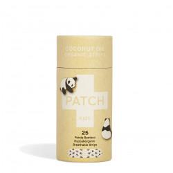 PATCH - Bio Kinder-Pflaster Kokosöl - 25 Stück