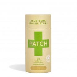PATCH - Bio Pflaster Aloe Vera - 25 Stück