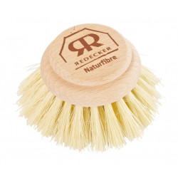 Redecker Replacement Head Washing Up Brush Natural Fibre