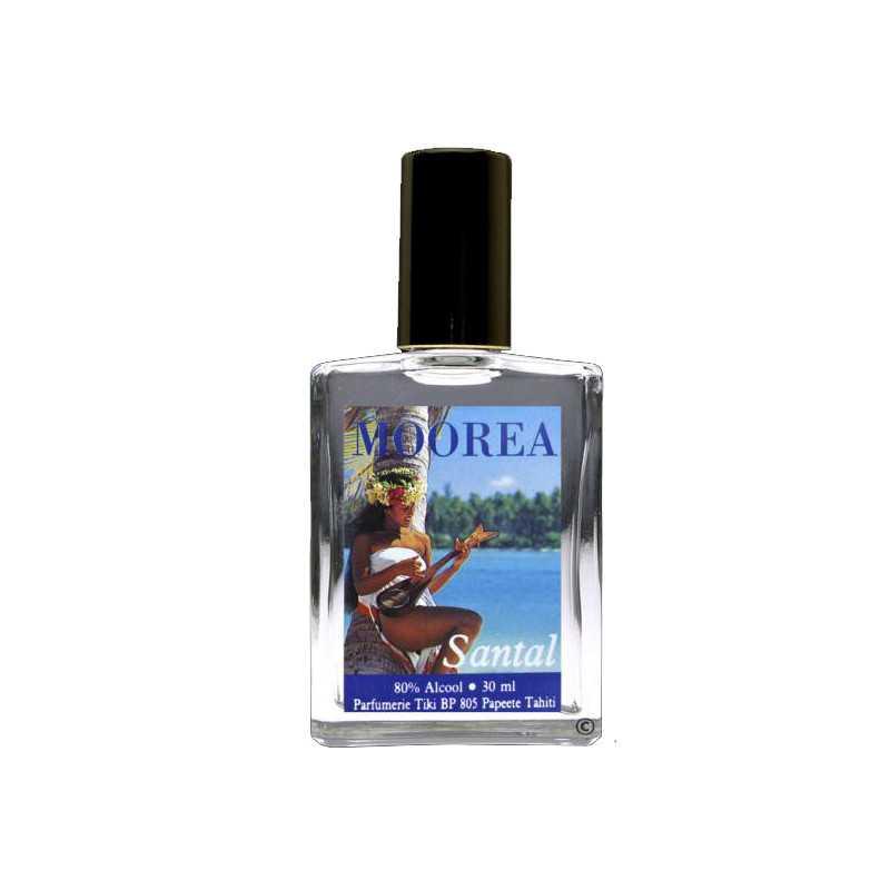Parfumerie Tiki - Eau de Toilette Santal - 30ml
