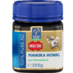 Manuka Health - Manuka honey MGO 550+ 250g