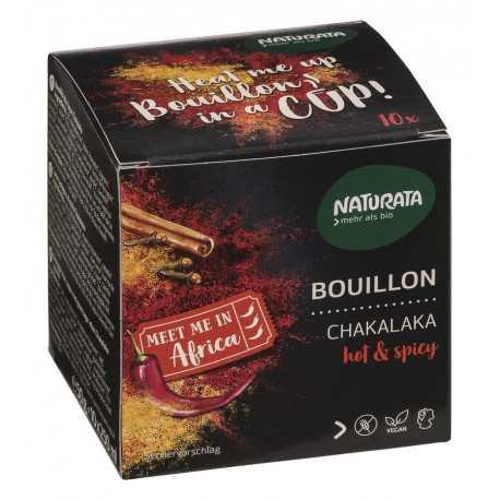 Naturata - Bouillon Chakalaka hot & spicy - 50g