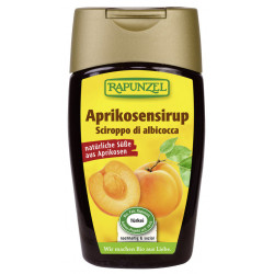 Rapunzel apricots in syrup - 250g