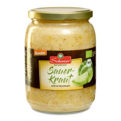 Swiss - Demeter Sauerkraut, 525 ml