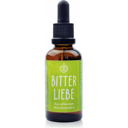 BitterLiebe – Leckere Bitterstoffe Tropfen - 50ml