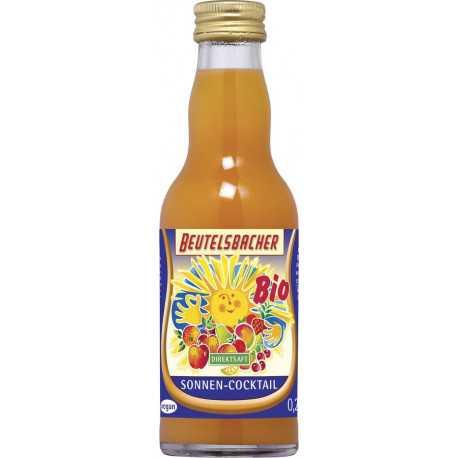 Beutelsbacher - Sonnen-Cocktail Direktsaft - 0,2l