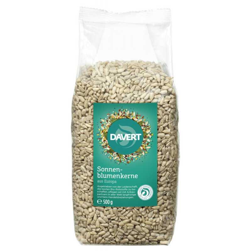 Davert sunflower seeds from Europe - 500g