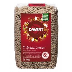Davert - Château lentils - 500g