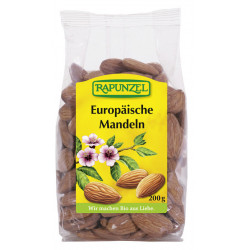 Rapunzel almonds from Europe - 200g