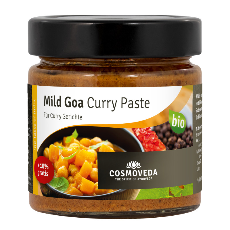 Cosmoveda BIO Goa Curry Paste - 175g