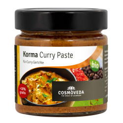 Cosmoveda ORGANIC Korma Curry Paste - 175g