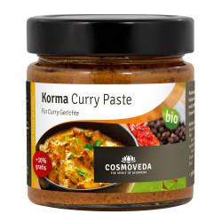 Cosmoveda - Pâte de curry BIO Korma - 175g