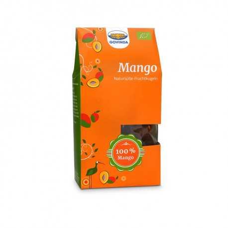 Govinda - Mango Fruchtkugeln - 120g